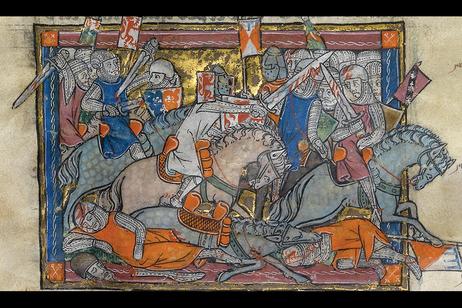 Archaeology Now - Arthur - The Immortal King