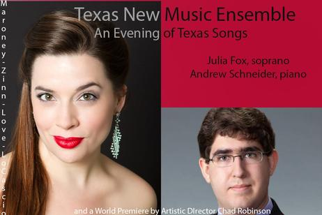 TNME - An Evening of Texas Songs