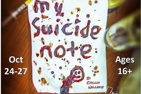 Collin Williams - My Suicide Note