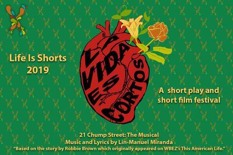 TEATRX - La Vida es Cortos Festival 2019