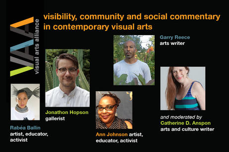 Viscual Arts Alliance - Vision Community and Social Commentary