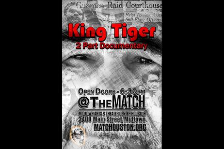 Abraham Ramirez - King Tiger