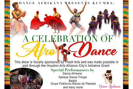 Dance Afrikana - Kuumba
