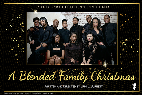 Erin B Productions - A Blended Family Christmas