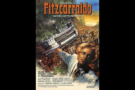 Goethe Pop Up - Fitzcarraldo