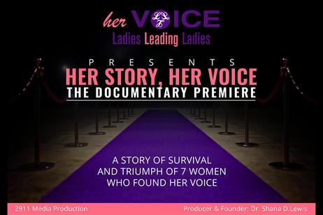 Her VOICE - Her Story Her Voice