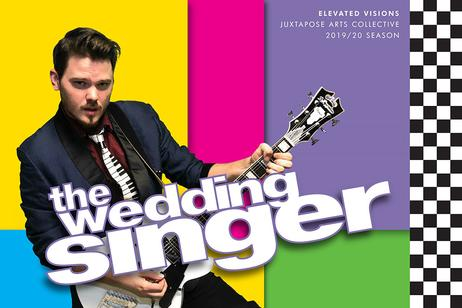 Juxtapose Arts Collective - the Wedding Singer