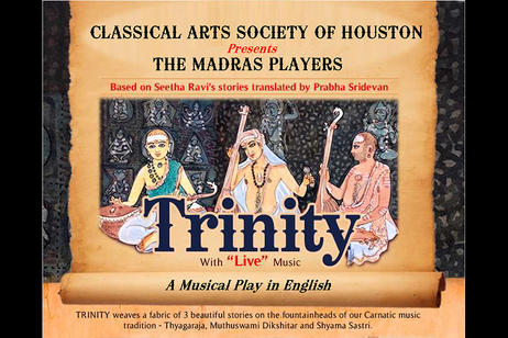 Classical Arts Society - Trinity