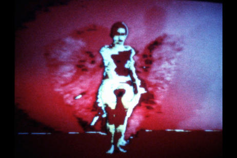 © The Estate of Ana Mendieta Collection, LLC Courtesy of Galerie LeLong & Co. Licensed by Artists Rights Society (ARS), New York