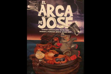 Teatro Pedro - El arca de Jose