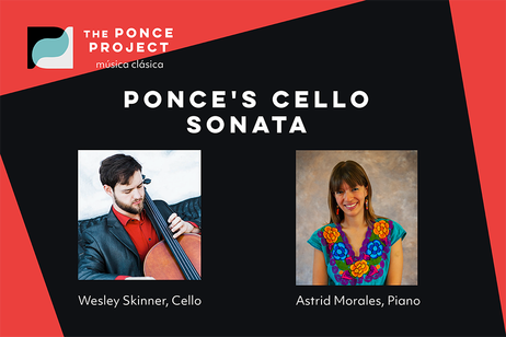 Ponce Project - Ponce Cello Sonata