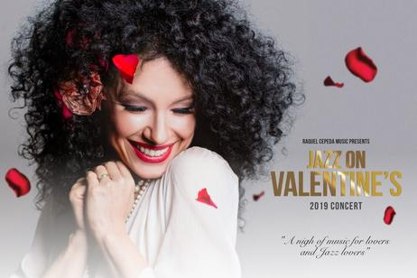 Raquel Cepeda Music - Jazz on Valentines 2019