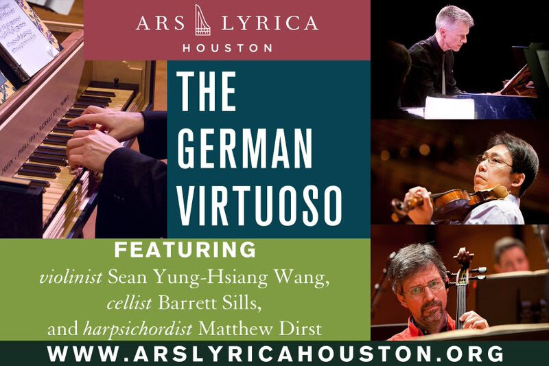 Ars Lyrica - The German Virtuoso