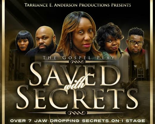 Tarriance Anderson - Saved with Secrets