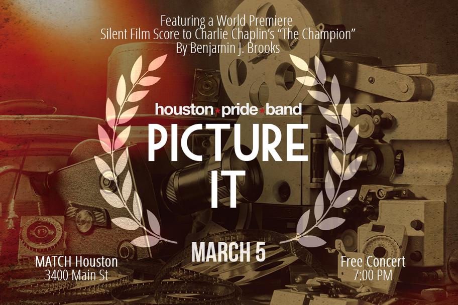 Houston Pride Band - Picture It