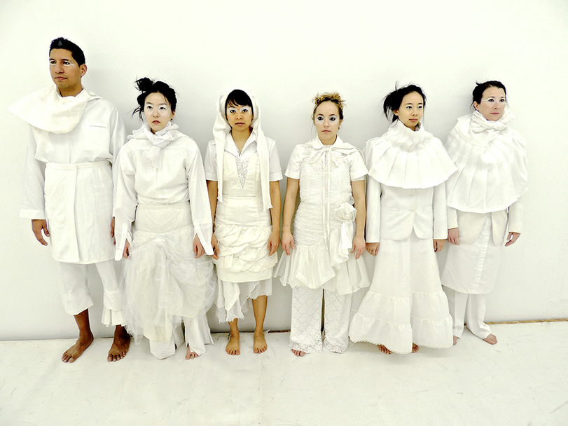 Suchu Dance - Artifacts - Nothing group line
