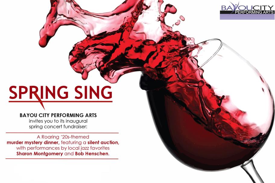 Bayou City Performing Arts - Spring Sing 2016