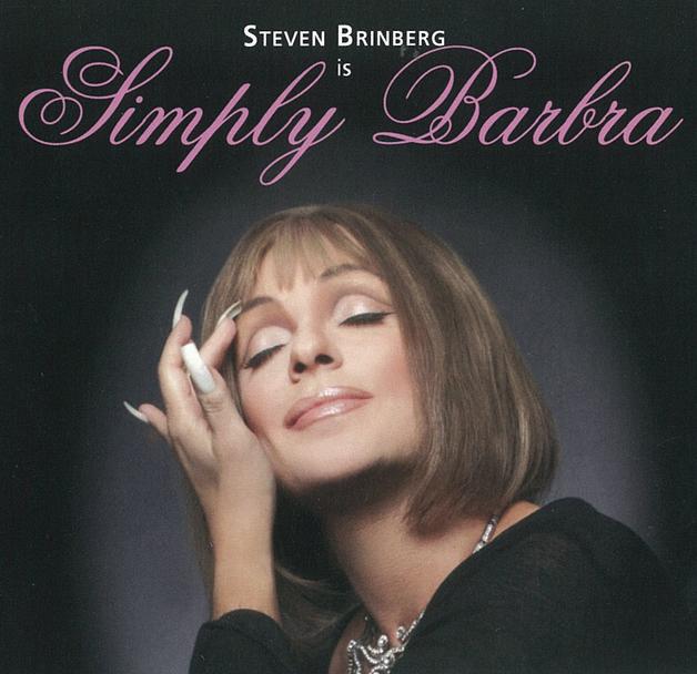 Theater LaB Houston - Steven Brinberg is Simply Barbra