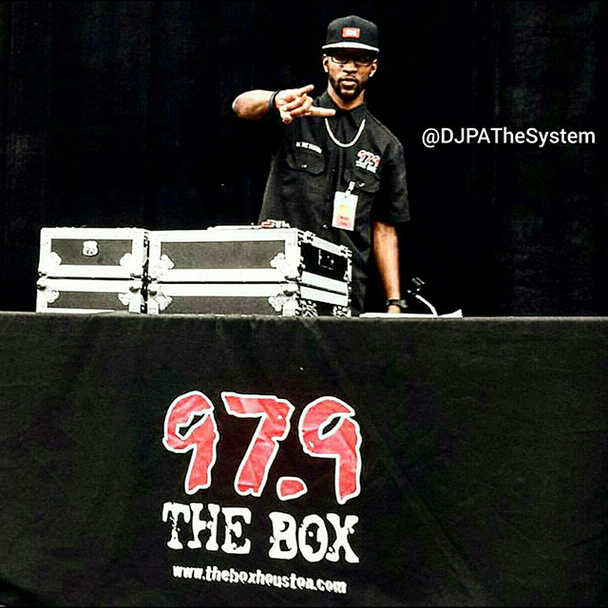 Chanel Brown - 97.9 The Box