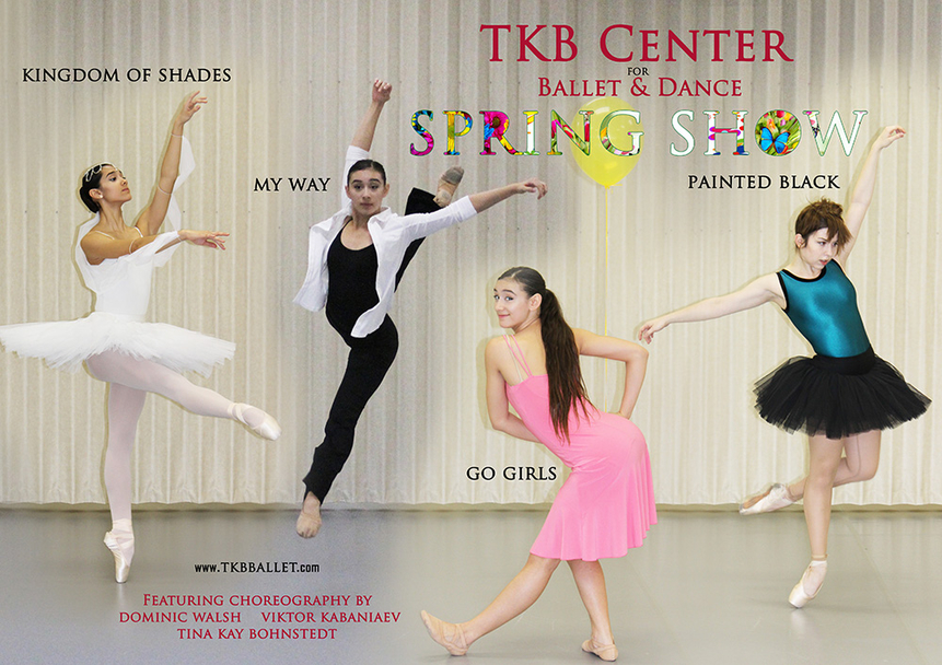 TKB Center for Ballet and Dance - From the Classics to the Now