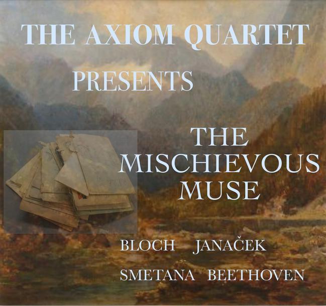 Axiom Quartet - The Mischievous Muse