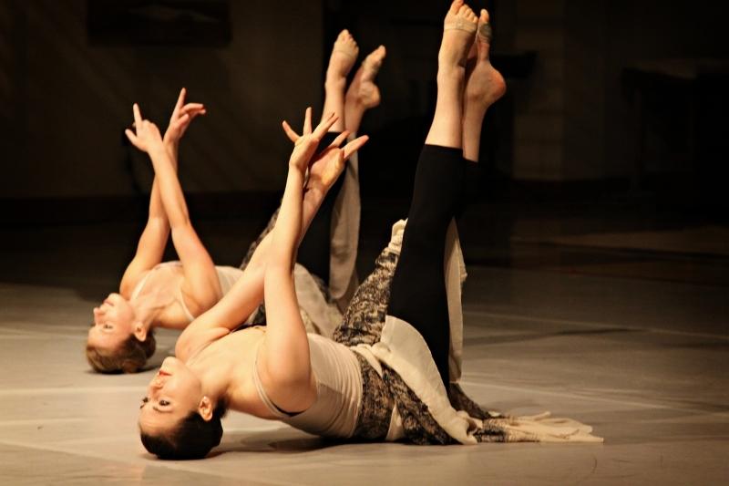 Ad Deum Dance Company - Lancia Smith