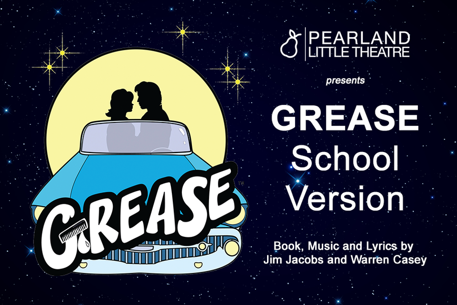 Pearland Little Theatre - Grease - School Version