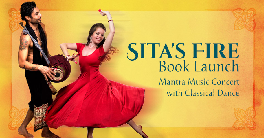 Bhaktiland - Sita Fire Book Launch