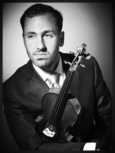 Apollo Chamber Players - Adam LaMotte, violin