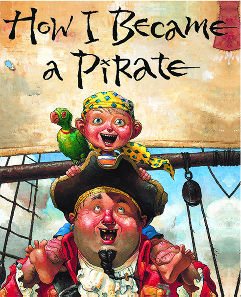 Image result for how i became a pirate
