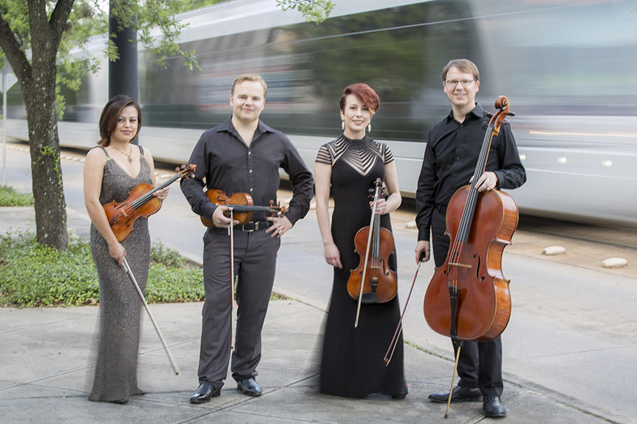 Apollo Chamber Players - Andean Walkabout