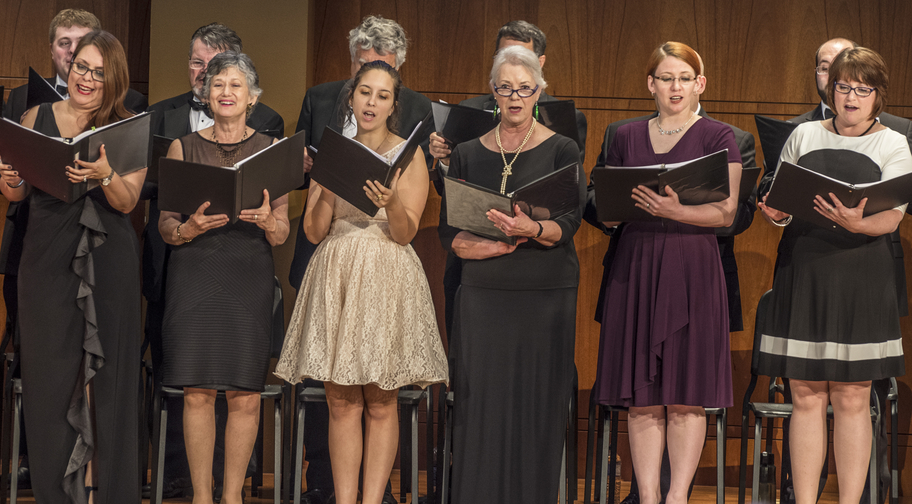 Gilbert and Sullivan Society of Houston - An Evening of Songs - 1