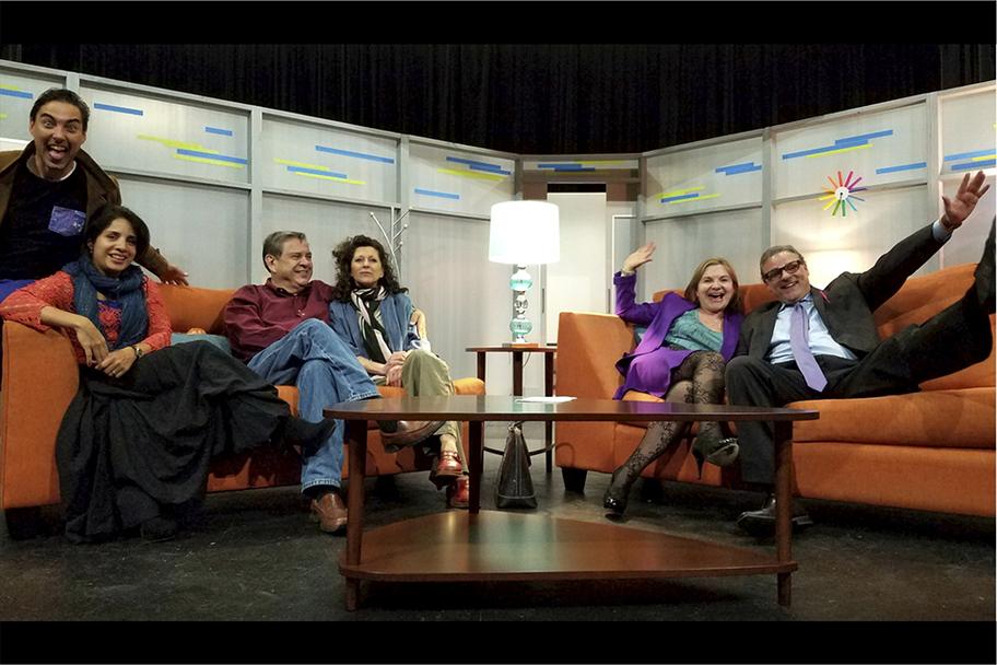 Gente de Teatro - Bajo Therapia