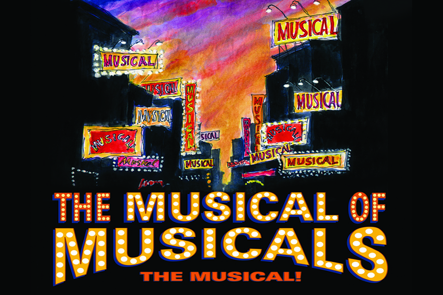 Theater LaB - The Musical of Musicals, the Musical!