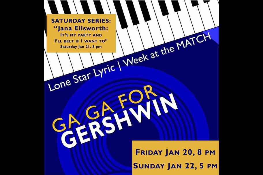 Lone Star Lyric - Ga Ga Gershwin