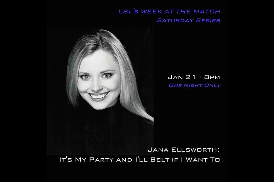 Lone Star Lyric - Jana Ellsworth