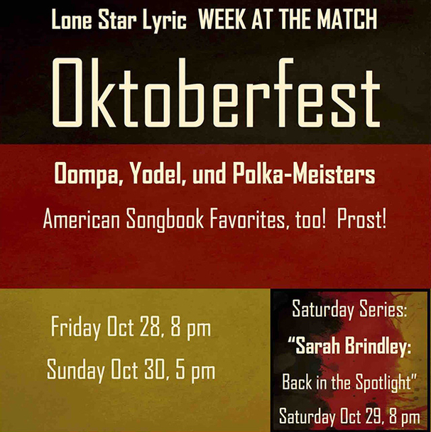 Lone Star Lyric - Octoberfest