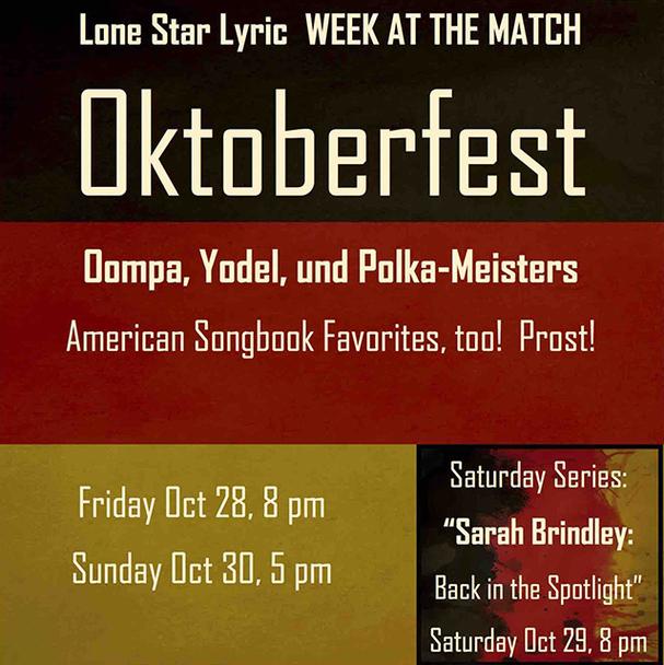 Lone Star Lyric - Octoberfest