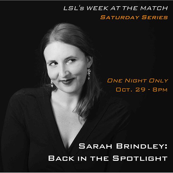 Lone Star Lyric - Sarah Brindley