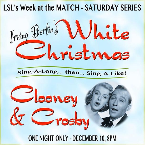 Lone Star Lyric - White Christmas