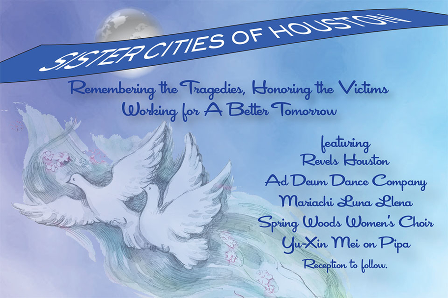 Sister Cities of Houston - Fall 2016 Concert