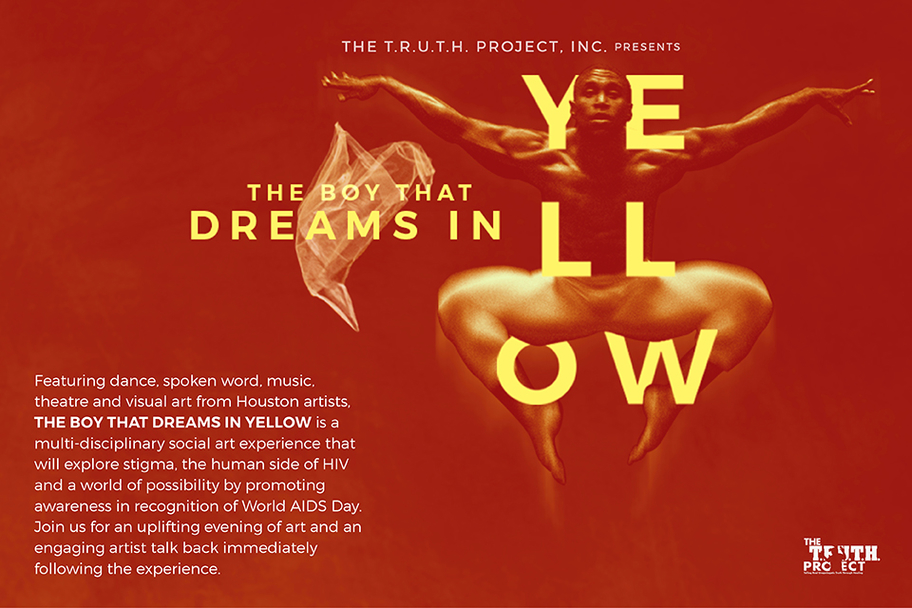 TRUTH Project - The Boy That Dreams in Yellow