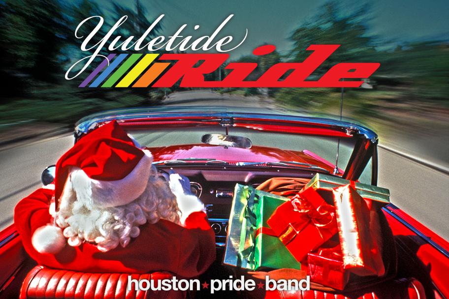Houston Pride Band - Yuletide Ride