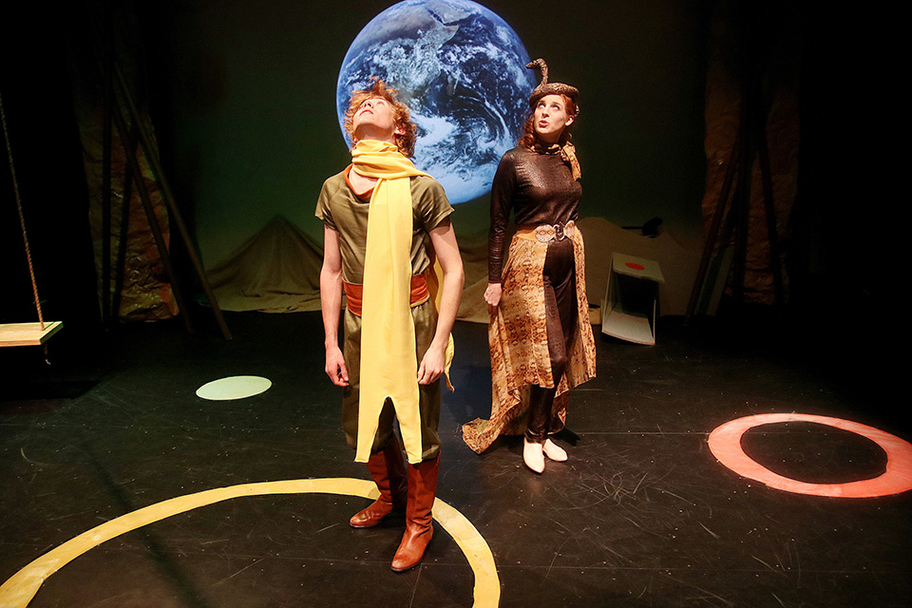 Luciole International Theatre Company - The Little Prince 3