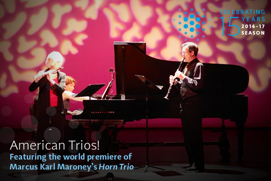 Musiqa - American Trios