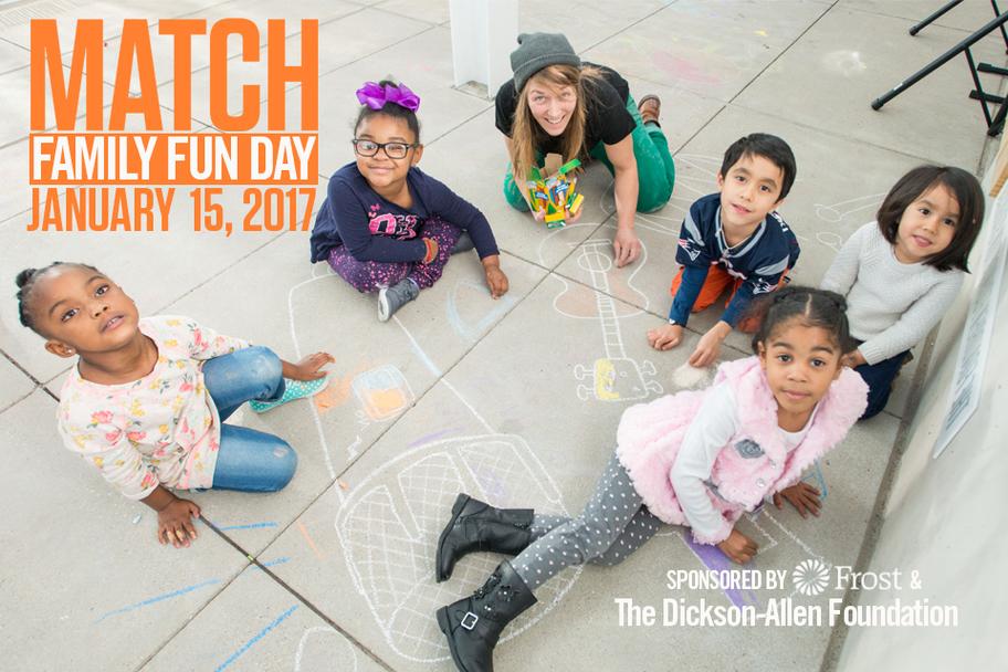 MATCH presents - Family Fun Day 2017 Promo 2