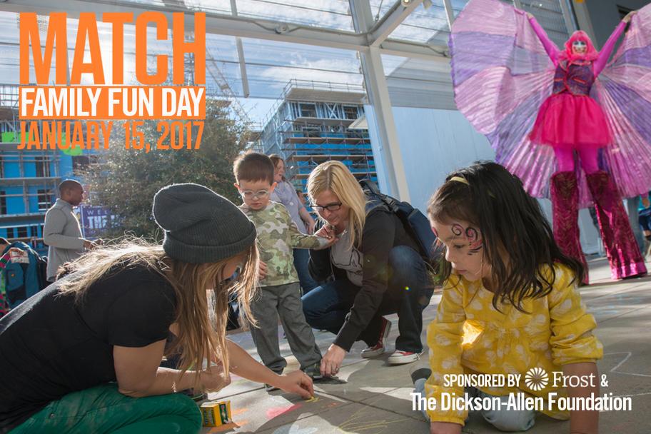 MATCH presents - Family Fun Day 2017 Promo 1