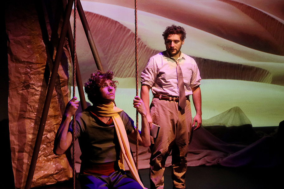 Luciole International Theatre Company - The Little Prince P6