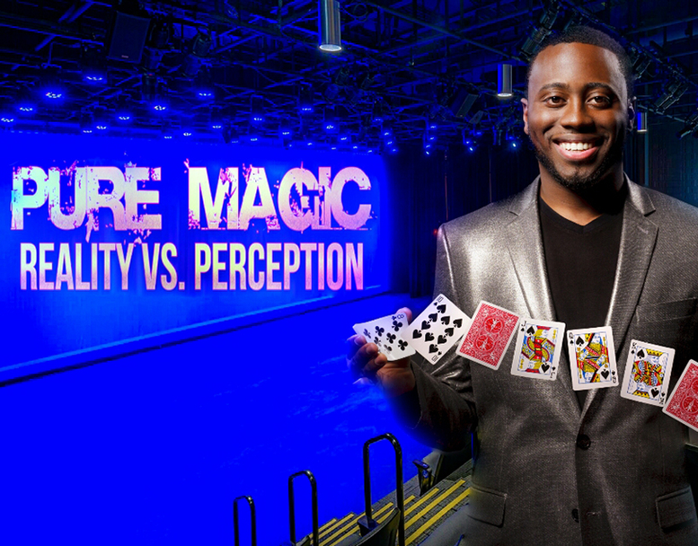Cody Prophet Live - Pure Magic VS Perception 1