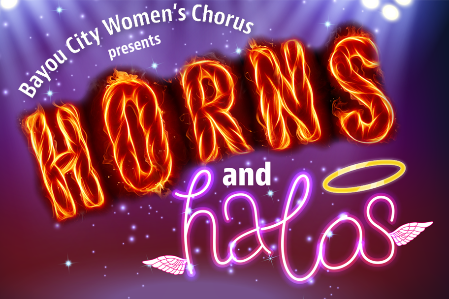Bayou City Women's Chorus - Horns and Halos
